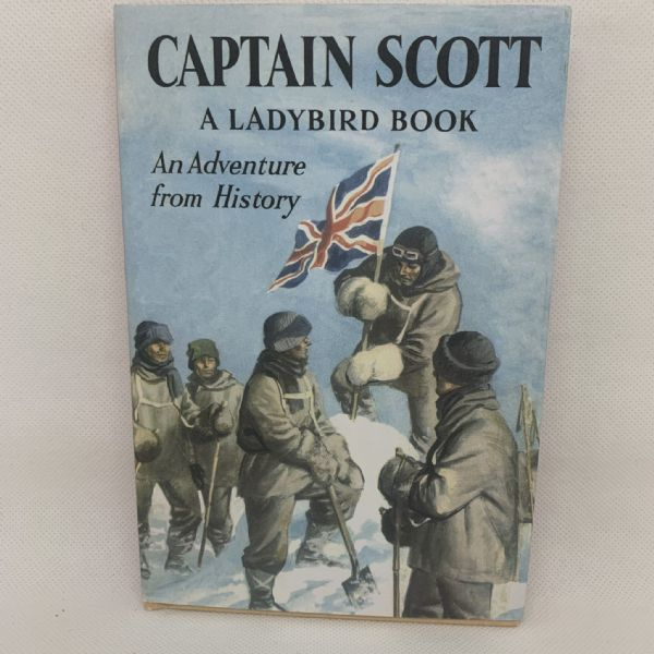 Ladybird 'Captain Scott' Special Edition - Facsimile Copy 2012